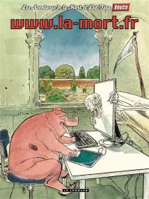 Les aventures de la mort et Lao-Tseu - FrançoisBoucq