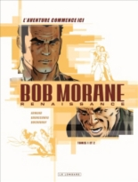 Fourreau Bob Morane : renaissance : tomes 1 et 2 - DimitriArmand, LucBrunschwig, AurélienDucoudray