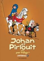 Johan et Pirlouit : par Peyo : l'intégrale   Volume 5 - ThierryCulliford, YvanDelporte, LucParthoens