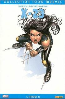 X-23 - MikeChoi