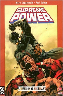 Supreme power - Marc Guggenheim