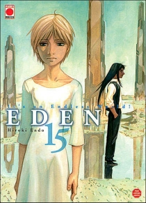 Eden : it's an endless world ! - Hiroki Endo