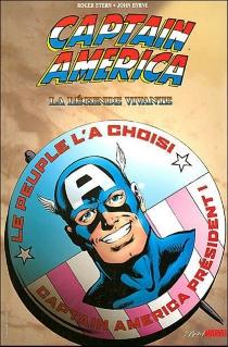 Captain America : la légende vivante - JohnByrne