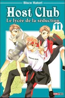 Host club : le lycée de la séduction - BisukoHatori