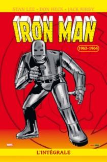 Iron Man : l'intégrale - DonHeck