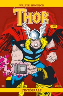 Thor : l'intégrale - WalterSimonson