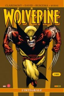 Wolverine : l'intégrale 1990 -