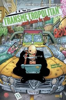 Transmetropolitan - WarrenEllis