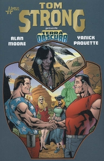 Tom Strong - Alan Moore