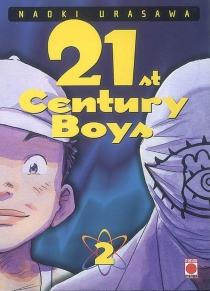 21st Century Boys - NaokiUrasawa