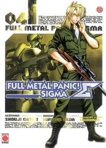 Full metal panic ! : sigma - ShujiGato