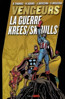 Vengeurs : la guerre Krees-Skrulls - NealAdams