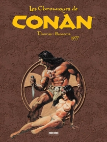 Les chroniques de Conan - BarrySmith