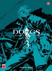 Dogs, bullets et carnage - ShirowMiwa