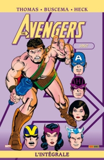 The Avengers : l'intégrale - JohnBuscema