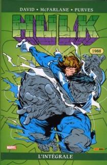 Hulk : l'intégrale - PeterDavid