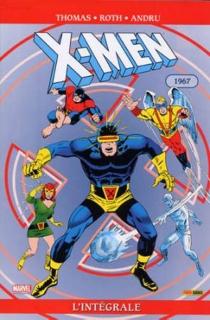 X-Men : l'intégrale - RoyThomas