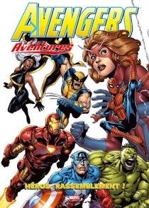 Avengers : les aventures - ManuelGarcia