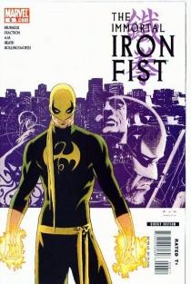 Iron Fist - DavidAja