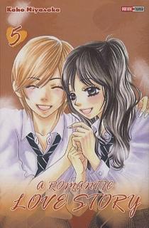 A romantic love story - KahoMiyasaka
