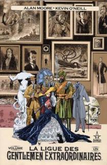 La ligue des gentlemen extraordinaires - AlanMoore