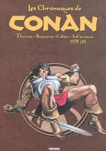 1978| Les chroniques de Conan - JohnBuscema