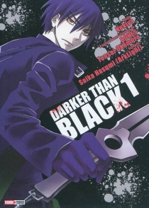 Darker than black - Saika Hasumi