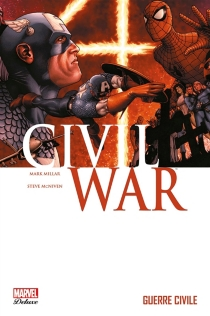 Civil war - Steve Lieber