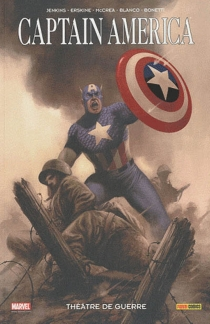 Captain America - Paul Jenkins