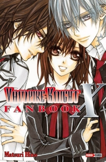 Vampire knight fan book - Matsuri Hino