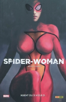 Spider-Woman : agent du Sword - Brian Michael Bendis