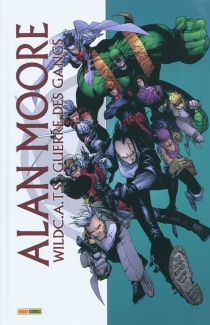 WildC.A.T.S - AlanMoore