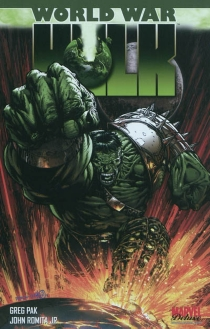 World war Hulk - Peter David
