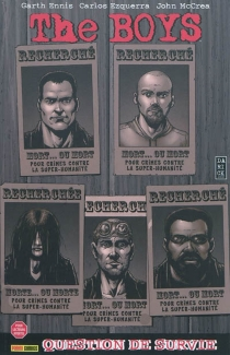 The boys - Garth Ennis