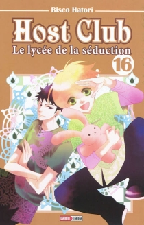 Host club : le lycée de la séduction - Bisuko Hatori