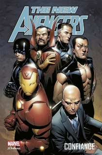 The new Avengers - Brian Michael Bendis
