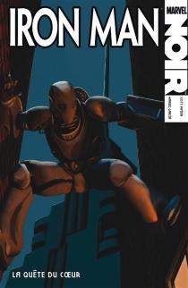 Iron Man noir - ManuelGarcia