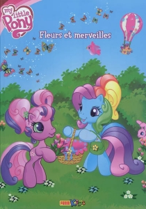 My little pony - Édouard Dia