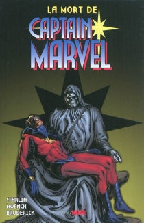 La mort de Captain Marvel - DougMoench