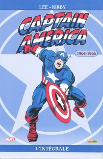 Captain America : l'intégrale - StanLee