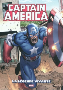 Captain America - Scott Gray