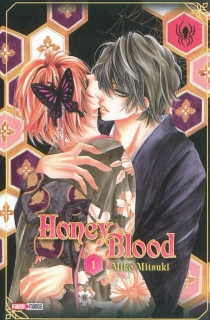 Honey blood - MikoMitsuki