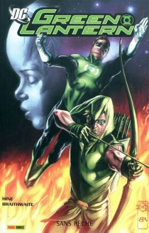 Green Lantern - DougieBraithwaite