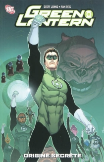 Green Lantern - Geoff Johns