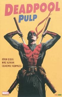 Deadpool pulp - MikeBenson