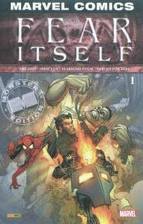 Fear itself | Volume 1 - Cullen Bunn