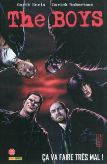 The boys deluxe | Volume 1 - Garth Ennis