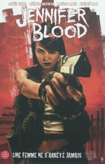 Jennifer Blood -