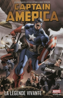 Captain America : la légende vivante - EdBrubaker