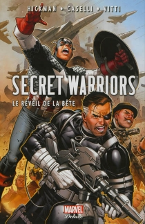 Secret warriors - Jonathan Hickman